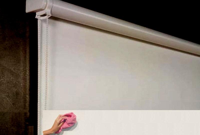 foto de el lavado de estores enrollables