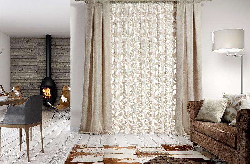 Consejos para saber elegir el color de visillos, cortinas y estores