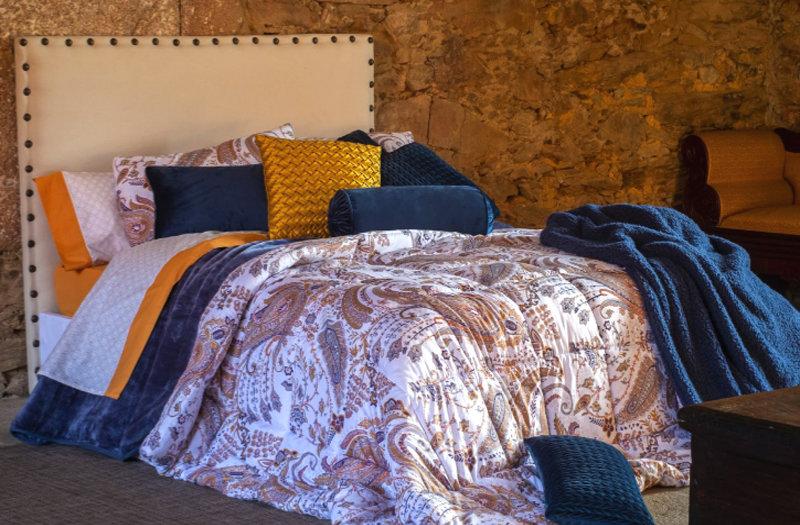 novedades de ropa de cama y complementos para este otoño - invierno 2019