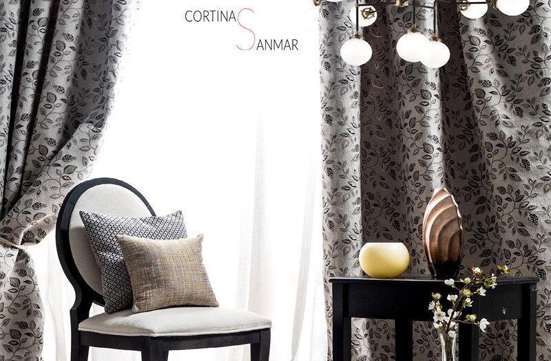 cortinas elegantes para tu salón