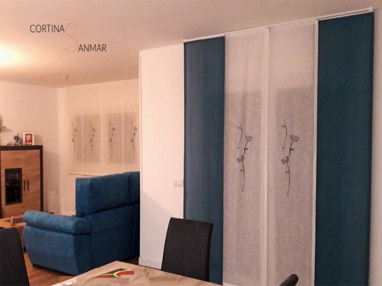 Color azul aguamarina para un salón