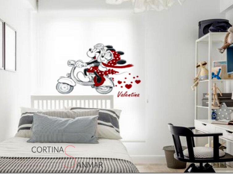 Enrollable de Micky Mouse